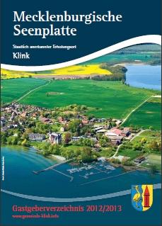 Gastgeberverzeichnis Klink 2010/2011