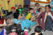 Kinderfasching 2016 in Klink