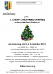 Adventsnachmittag 2012 - Klink