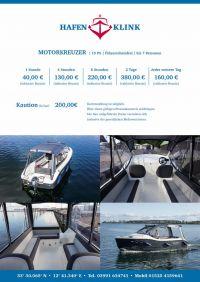 Hafen_Klink_Preisliste_Motorkreuzer