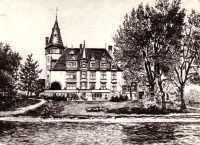 Schloss Klink um 19000