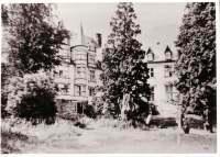 Schloss um 1900